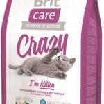 Brit care kitten - mancare uscata pisici